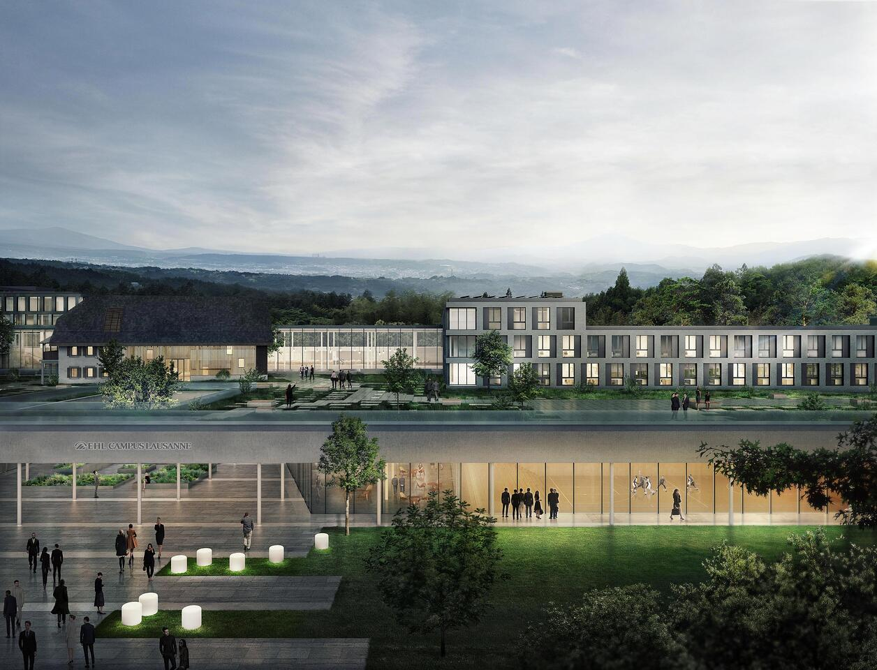EHL-Campus-Lausanne